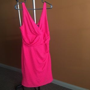 American Living Rouched Dress